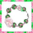 Украшение Розовые розы
