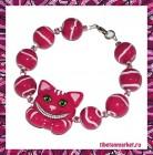Украшение Розовый кот