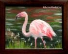 Украшение Фламинго